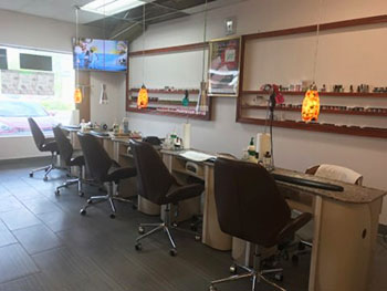 Spa Rose Nails Vaudreuil Quebec